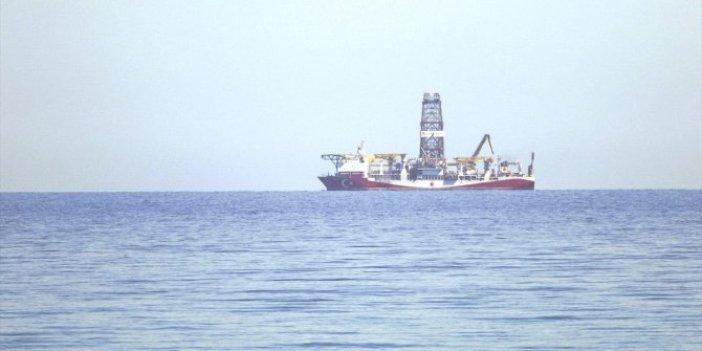 Türkiye'nin ilk yerli sondaj gemisi Fatih, Kastamonu'da görüntülendi