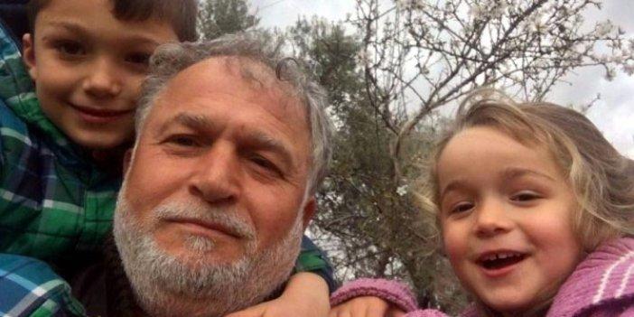 Türk babanın dramı!2 çocuğunu görmek isterken cezaevine atıldı