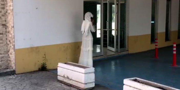 Adana'da filmleri aratmayan olay: 'Zorla evlendiriyorum' dedi polis nikah salonunu bastı