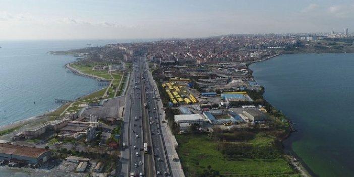 Maskeli ihalenin ardından, tartışmalı Kanal İstanbul'da 3. etap da onaylandı