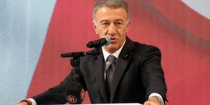 Ahmet Ağaoğlu'na 55 bin lira ceza