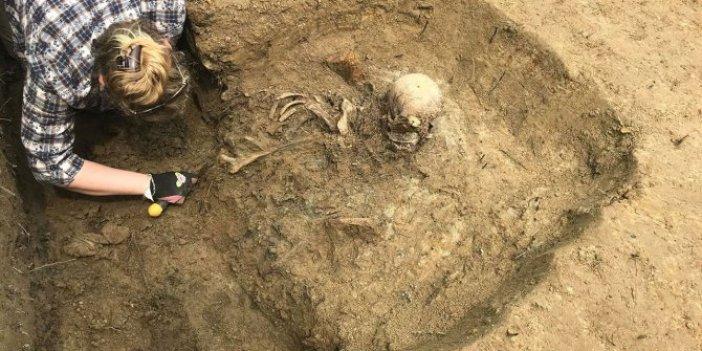 115 ceset bulundu: Toplu çocuk mezarındaki sır