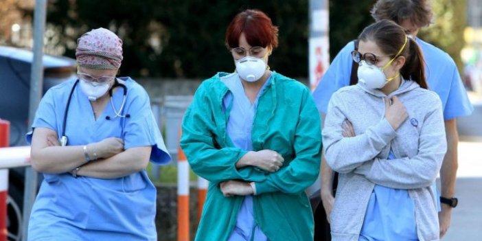 İtalya'da korona virüs ölümleri 34 bini aştı