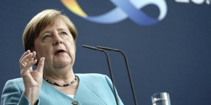 Merkel'den tarihi Avrupa itirafı