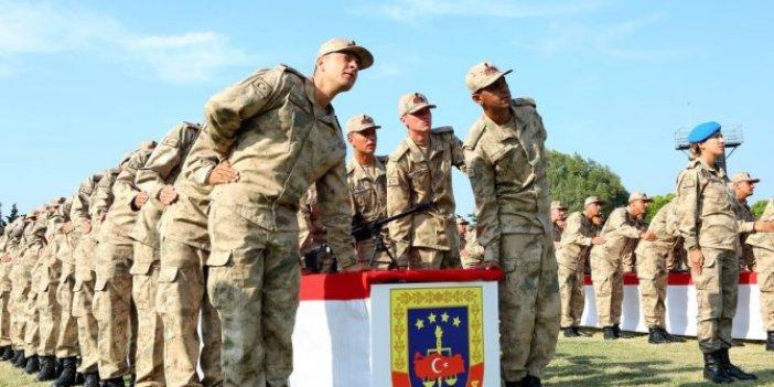Jandarma eğitim görecek 1300 erkek öğrenci alacak