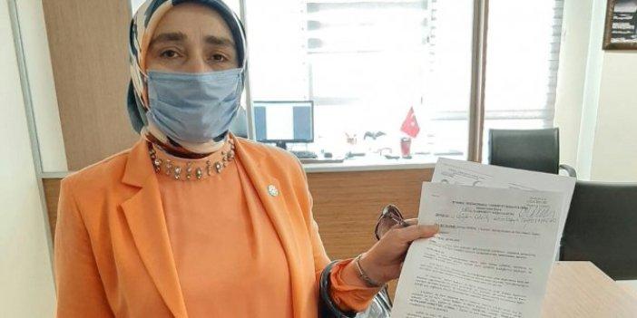 İYİ Partili Başkandan, AKP'li isim için suç duyurusu