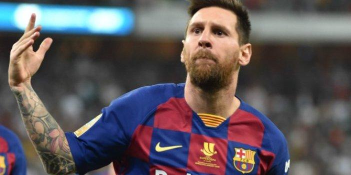 Müthiş iddia dünyanın gündeminde! Barça sözleşme yenilemiyor, Messi'nin yeni adresi belli oldu