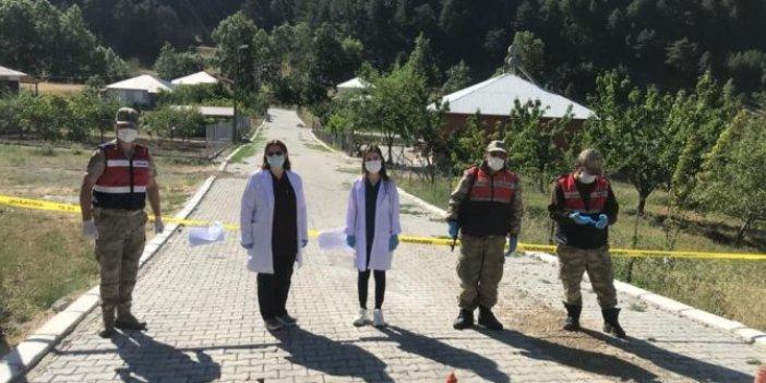 Kahramanmaraş'ta 1 mahalle karantinaya alındı