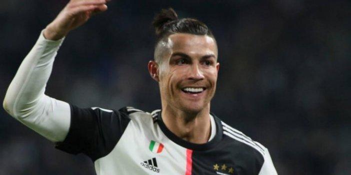 İşte bu yüzden dünya yıldızı! Ronaldo, o asisti de yapanı da hiç unutmadı
