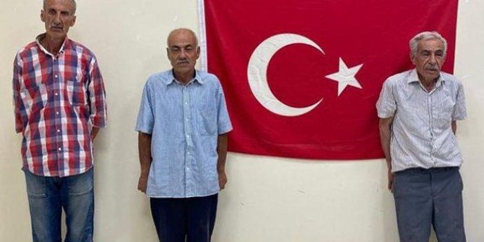 Teğmeni şehit eden kaçakçılar 30 yıl sonra Suriye'de yakalandı