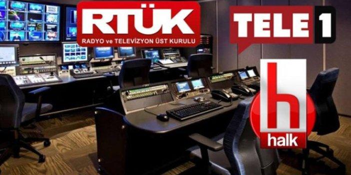 Halk TV ve Tele1'e verilen cezaların gerekçesi belli oldu