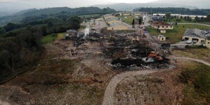 Sakarya'daki patlamaya ilişkin soruşturma başlatıldı