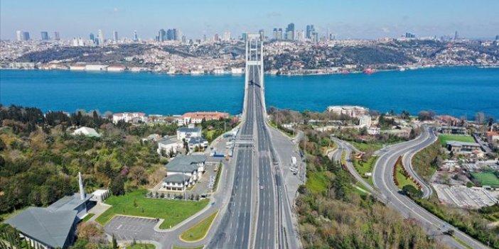 İstanbul'dan Bursa'nın görülmesi artık hayal! Normale dönülünce çevre anormalleşti