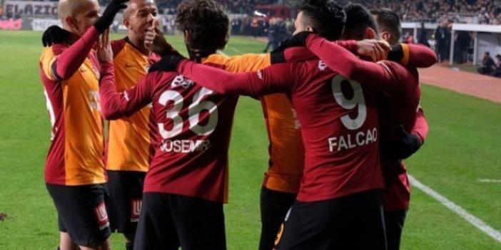 Galatasaray'ın Alanyaspor kadrosu belli oldu