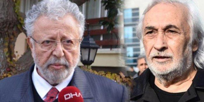 Müjdat Gezen ve Metin Akpınar'a Cumhurbaşkanına hakaretten hapis istemi