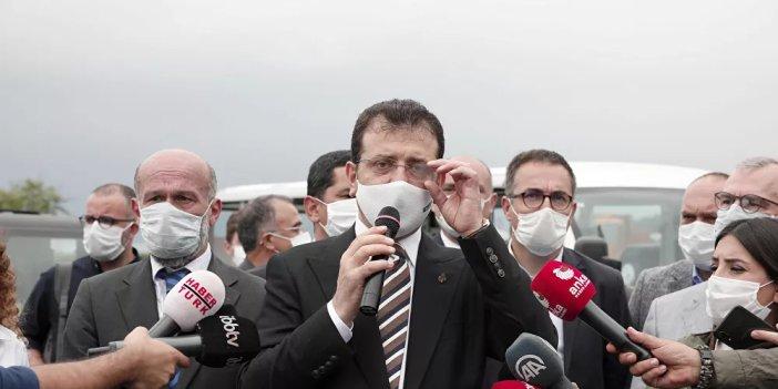 İmamoğlu'nun gündeminde Kanal İstanbul vardı: bin kat daha fazla ihanettir