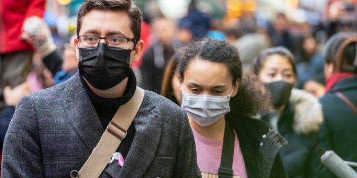 Siyah maskeye ilk yasak