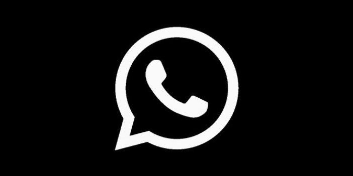 WhatsApp Web'e karanlık mod özelliği geldi
