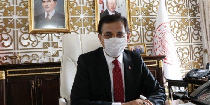 Bolu Valisi, hasta sayılarının artma nedenini açıkladı