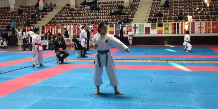 Normalleşme döneminin ilk karate turnuvası Bursa'da