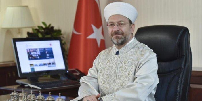 Ali Erbaş, 81 il müftülüğüne talimat gönderdi! Koronada son çare imamlar