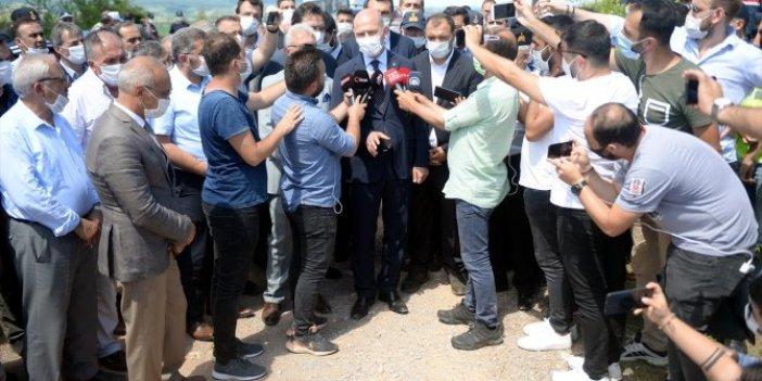 İçişleri Bakanı Süleyman Soyu açıkladı: Kamyonda 1.5 ton patlayıcı vardı