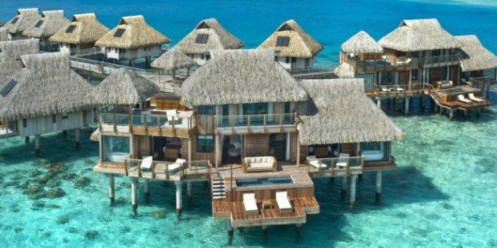 Dünyanın en iyi otelleri açıklandı! Türkiye'den bir yer listede...
