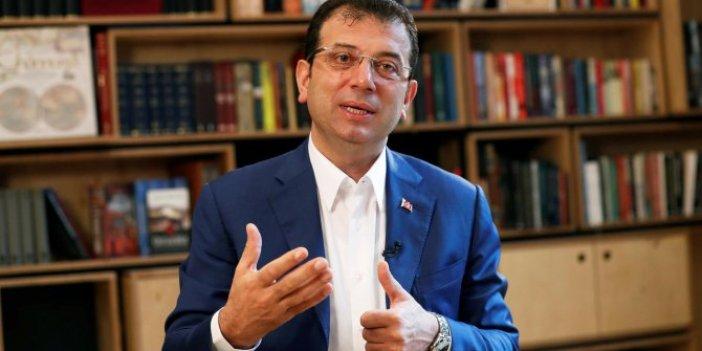İmamoğlu: İstanbul'da da havai fişek kullanılmayacak