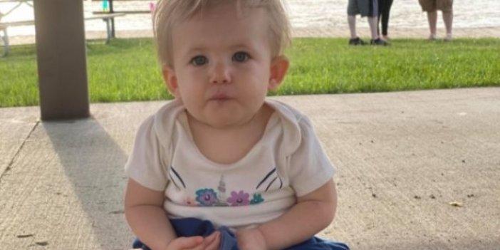 Son nefesini oyun oynarken verdi!Pitbullar 17 aylık bebeği parçaladı
