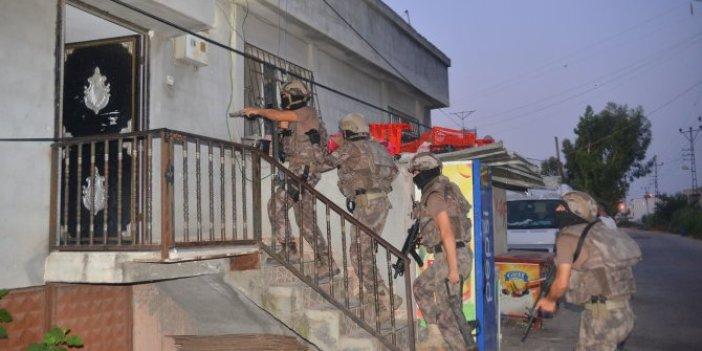 PKK/KCK üyeleri gözaltında!Şafak vakti nefes kesen operasyon