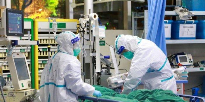 Korona virüste kontrol kaybedildi: Korkunç
