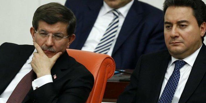 Ahmet Taşgetiren, Ali Babacan ve Davutoğlu'nun sancı yaşadığı 2 soruyu yazdı