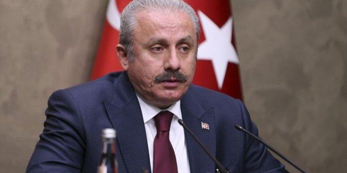 TBMM Başkanı Mustafa Şentop tarihi açıkladı: Ayasofya'da ilk namaz ne zaman kılınacak?