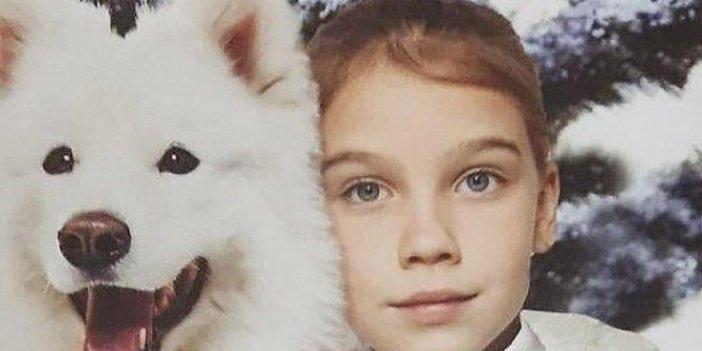 8 yaşındaki kızın hazin sonu