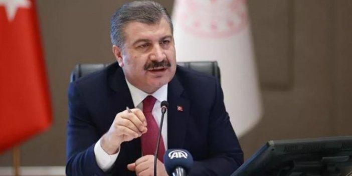 Sağlık Bakanı Fahrettin Koca'dan kötü haber, korkutan rakamları az önce açıkladı