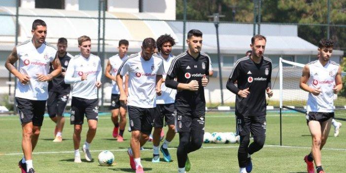 Beşiktaş'ta keyifler yerinde