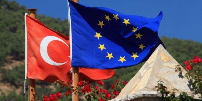 Üye ülkeler de kabul etti: Avrupa Birliği'nden Türkiye'ye 485 milyon euro ek kaynak geliyor