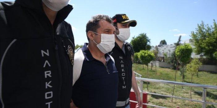 Türk Escobar, eski emniyet müdürünün makam aracıyla gezmiş
