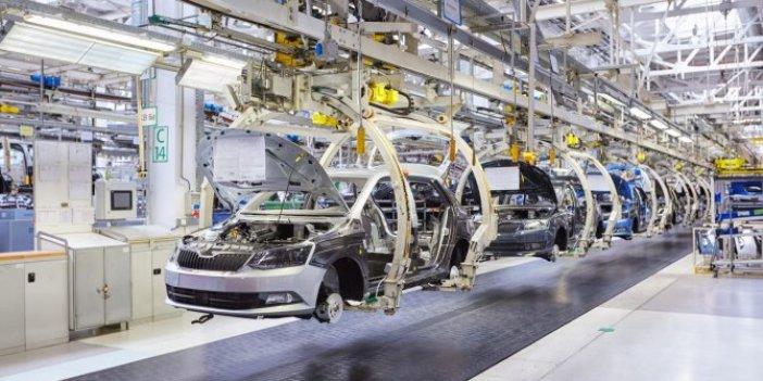 Otomotivdeki küçülmeye bir darbe de koronadan: Üretimde yüzde 29 ve ihracatta yüzde 37 daralma
