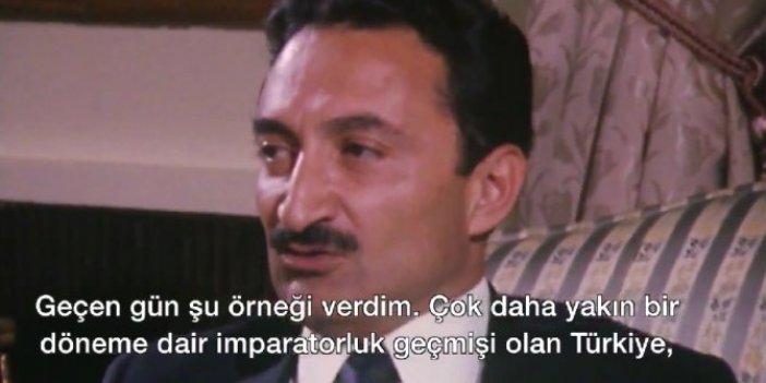 Bülent Ecevit'in seneler önce yaptığı konuşma tekrar gündeme geldi! Sosyal medyada paylaşım rekorları kırıyor