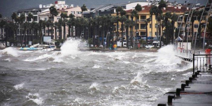 Karadenizliler dikkat! Meteoroloji uyardı! Bu haberi okumadan dışarı çıkmayın