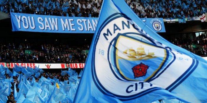 CAS, Manchester City'e verilen cezayı kaldırdı