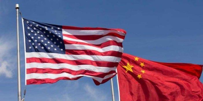ABD'nin Doğu Türkistan yaptırımı sonrası Çin'den misilleme