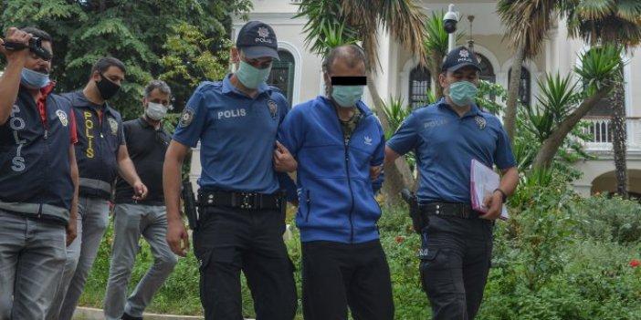 Heybeliada şüphelisi tutuklandı