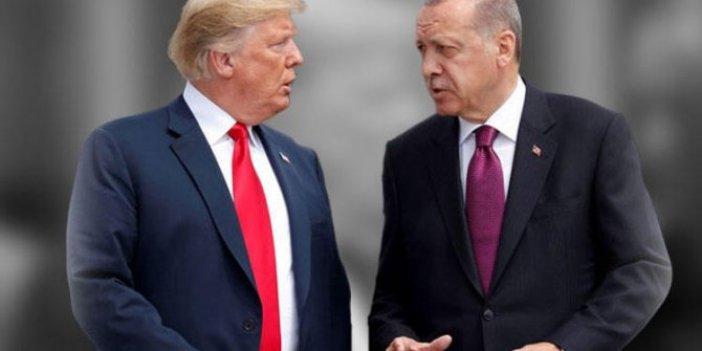 Erdoğan,  Trump ile görüştü! Kritik Libya detayı