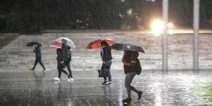 Meteoroloji uyardı, kuvvetli geliyor: Bu illerde yaşayanlar dikkat