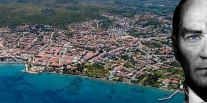 """Datça Belediyesi'nden sürpriz açıklama: """"Bizi kuldan yurttaşa dönüştüren Selanikli"""""""