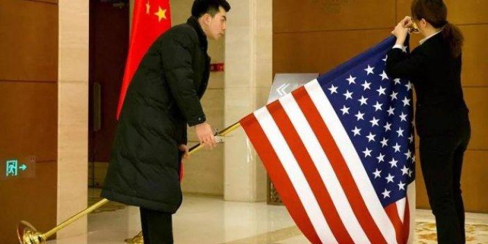ABD - Çin gerginliği tırmanıyor: Misilleme kaçınılmaz!