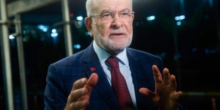 Saadet Partisi lideri Karamollaoğlu: Yanlış yapıyorsunuz diyen herkesi hain ilan ediyorsunuz