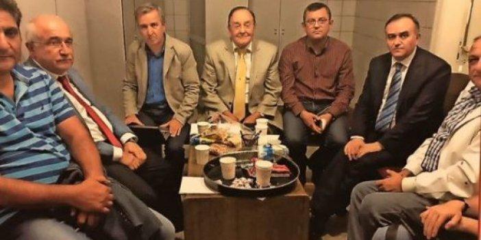 Erdoğan'ın eski danışmanı paylaştı: 15 Temmuz gecesinin bilinmeyen sığınak fotoğrafı